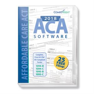 TF1403, ACA Software by ComplyRight